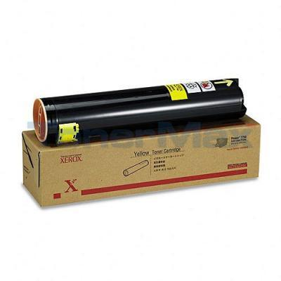 XEROX PHASER 7750 TONER CARTRIDGE YELLOW